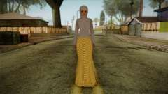 Kebaya Girl Skin v2 for GTA San Andreas