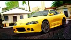 Mitsubishi Eclipce 1999 for GTA San Andreas
