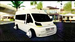 The School Vehicle Fiat Ducato