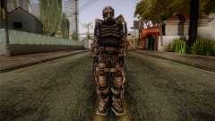 Mercenaries Exoskeleton