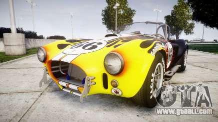 AC Cobra 427 PJ2 for GTA 4