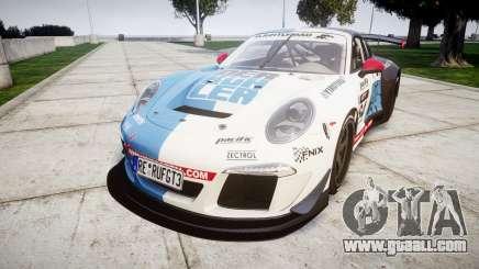 RUF RGT-8 GT3 [RIV] Der Kuhler for GTA 4