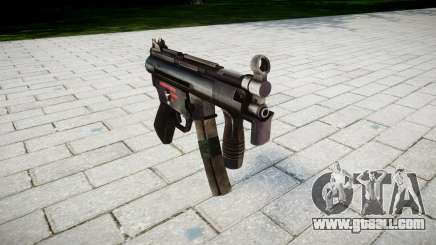 Gun MP5K for GTA 4