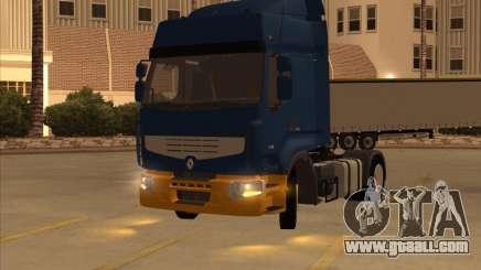 Renault Premium for GTA San Andreas
