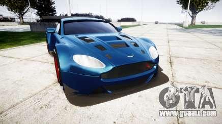 Aston Martin V12 Vantage GT3 2012 for GTA 4