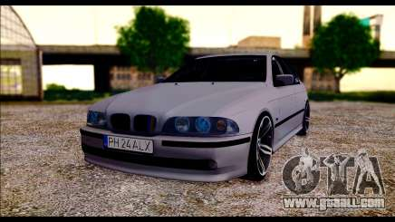 BMW 520d 2000 for GTA San Andreas