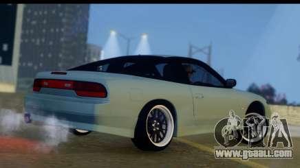 Nissan 180SX LF Silvia S15 for GTA San Andreas