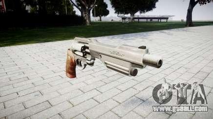 Revolver HandCannon for GTA 4