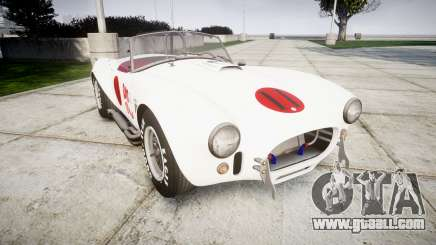 AC Cobra 427 PJ3 for GTA 4