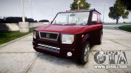 Honda Element 2005 for GTA 4