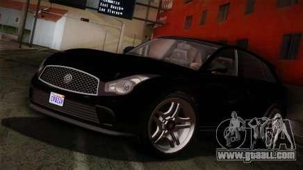 Fathom FQ2 from GTA 5 for GTA San Andreas