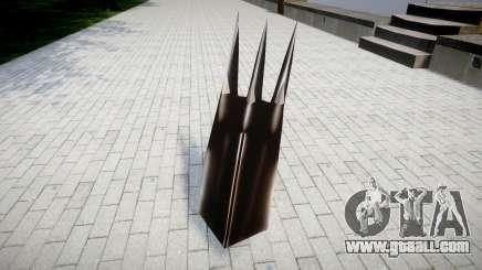 Black claw WarGreymon for GTA 4