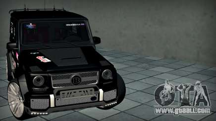 Brabus 700 for GTA San Andreas