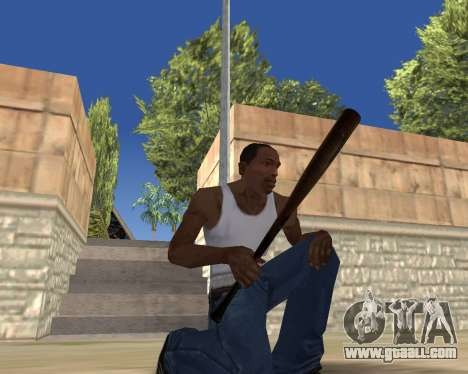 HD Weapon Pack for GTA San Andreas eleventh screenshot