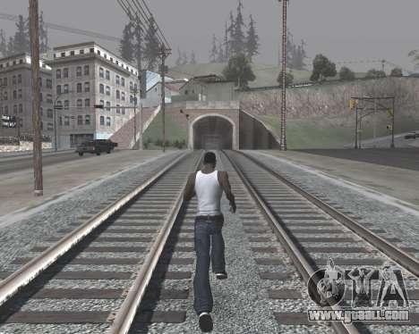 Colormod High Black for GTA San Andreas fifth screenshot