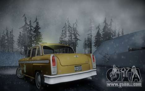 Winter ENBSeries for GTA San Andreas