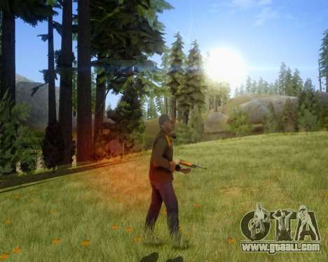 ENB_OG v2 for GTA San Andreas third screenshot