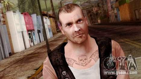 GTA 4 Skin 56 for GTA San Andreas third screenshot