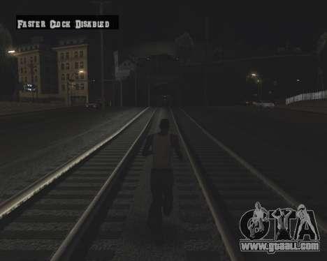 Colormod High Black for GTA San Andreas seventh screenshot