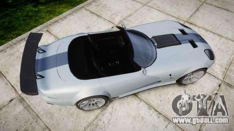 Bravado Banshee GTR for GTA 4 right view