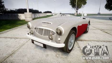 Austin-Healey 100 1959 for GTA 4