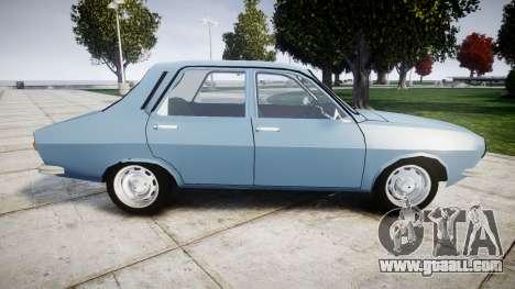 Dacia 1300 v2.0 for GTA 4 left view