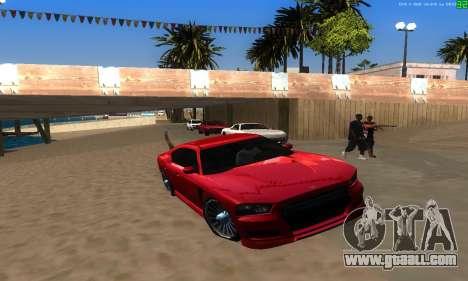 New transport routes for GTA San Andreas ninth screenshot