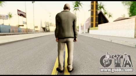 Heisenberg from Breaking Bad for GTA San Andreas second screenshot