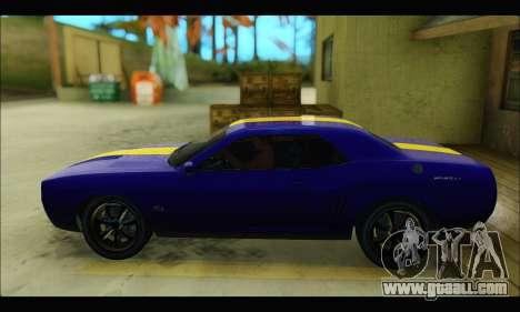 Bravado Gauntlet (GTA V) for GTA San Andreas