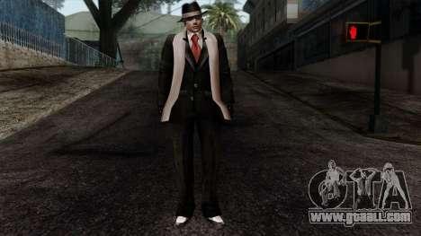 Resident Evil Skin 6 for GTA San Andreas