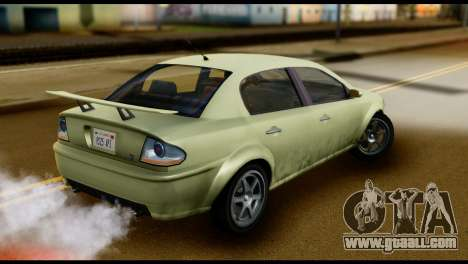 DeClasse Premier from GTA 5 for GTA San Andreas