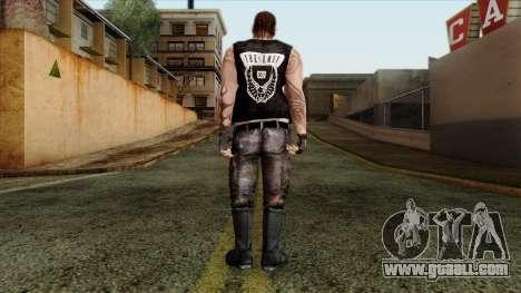 GTA 4 Skin 56 for GTA San Andreas second screenshot