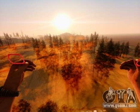 ENB_OG v2 for GTA San Andreas forth screenshot
