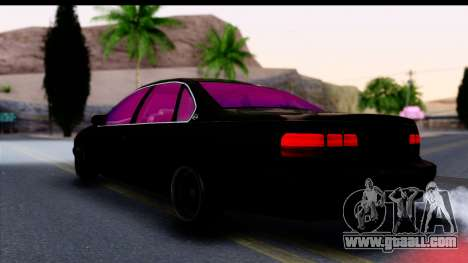 Chevrolet Impala 1995 for GTA San Andreas left view