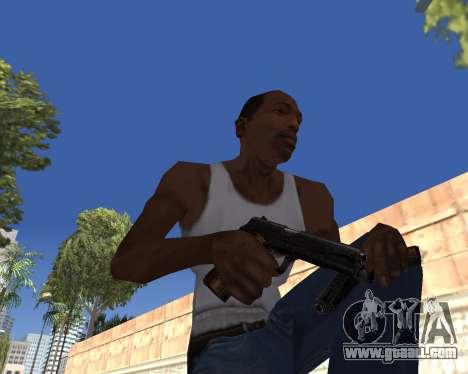 HD Weapon Pack for GTA San Andreas sixth screenshot