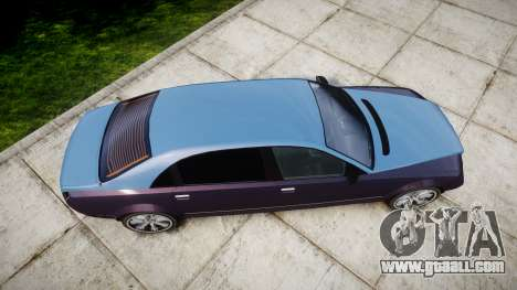 Enus Cognoscenti VIP for GTA 4 right view