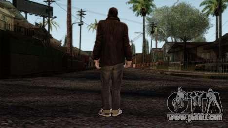 GTA 4 Skin 49 for GTA San Andreas second screenshot