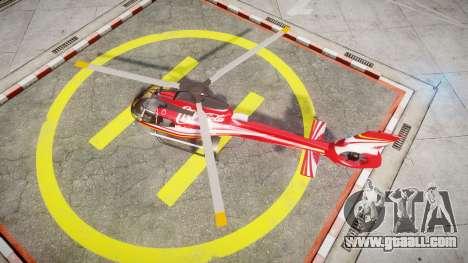 Eurocopter EC130 B4 Coca-Cola for GTA 4 right view