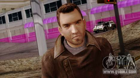 GTA 4 Skin 49 for GTA San Andreas third screenshot
