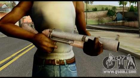 M79 from Max Payne for GTA San Andreas third screenshot