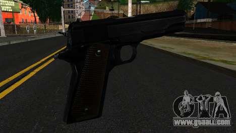Colt M1911 from S.T.A.L.K.E.R. for GTA San Andreas second screenshot