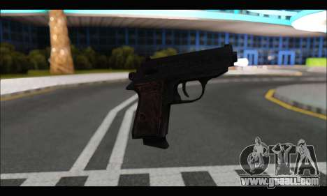 GTA ONLINE: SNS Pistol for GTA San Andreas