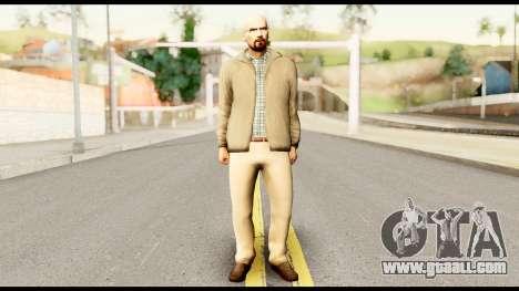 Heisenberg from Breaking Bad for GTA San Andreas