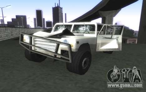 Modified Vehicle.txd for GTA San Andreas