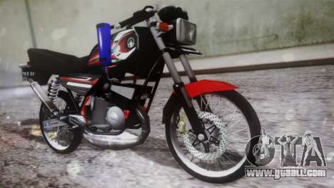 Yamaha RX King for GTA San Andreas