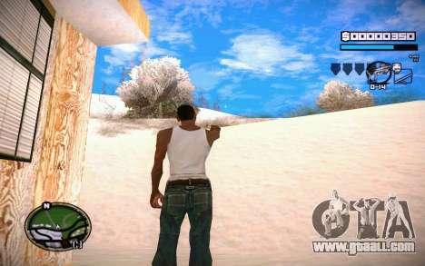HUD GOSKA for GTA San Andreas
