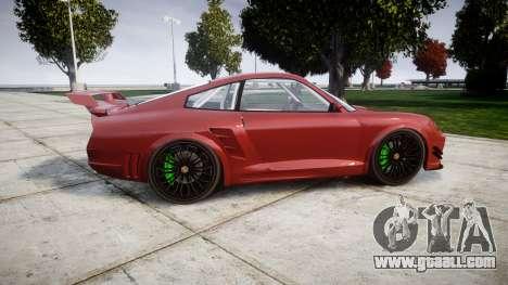 GTA V Pfister Comet 918 Wheel for GTA 4 left view