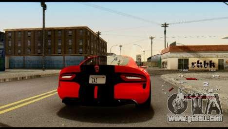 Car Speed Constant 2 v2 for GTA San Andreas third screenshot