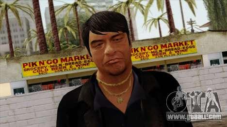 GTA 4 Skin 80 for GTA San Andreas third screenshot