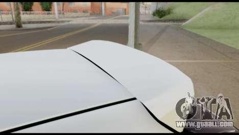 Honda Civic 1.4 Mehmet ALAN for GTA San Andreas inner view